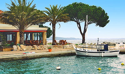 Hebergement corse h tels r sidences campings for Hotels porto vecchio